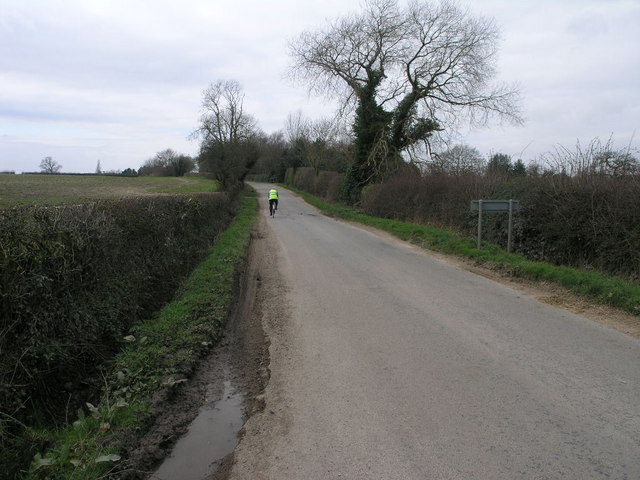 Bike on a Lane