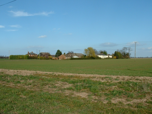 Maze Farm, near Long Sutton