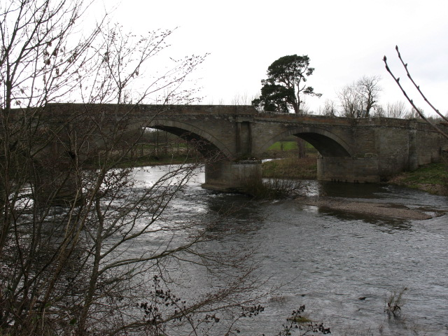 Teviot Bridge near Kelso
