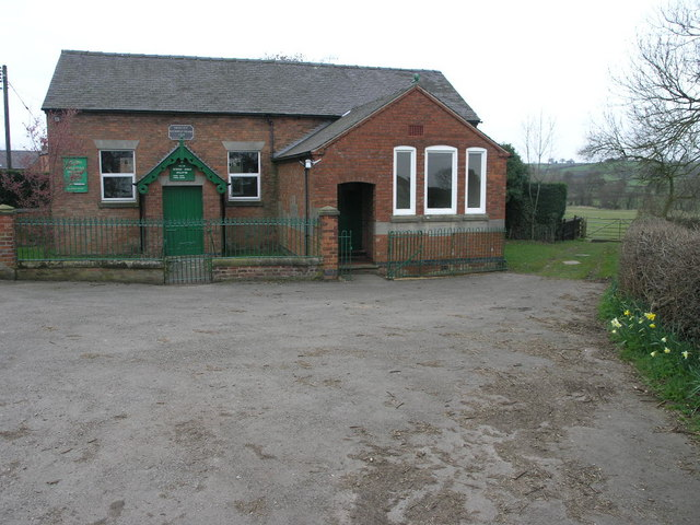 Boylestone Methodist Church
