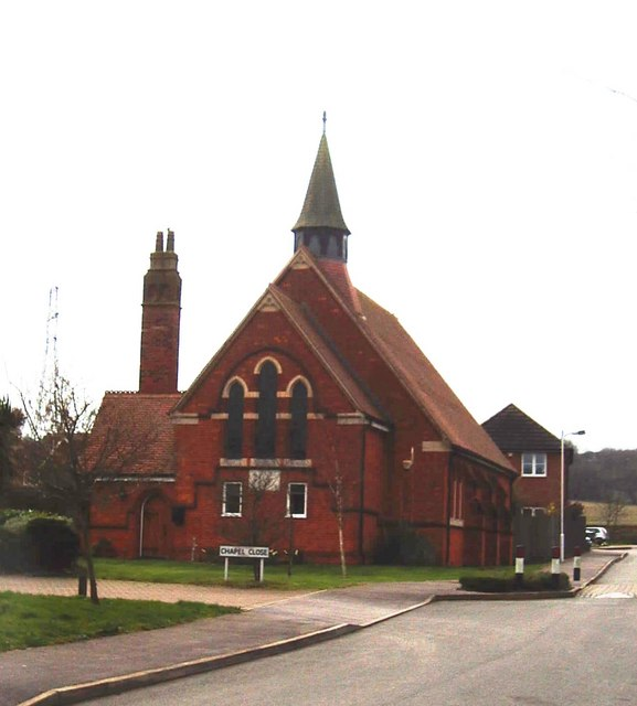 Former chapel, Etchinghill