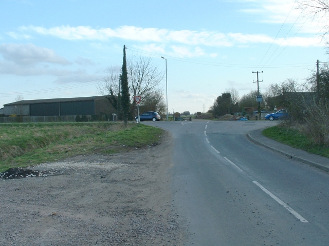 Crossroads, Little Sutton
