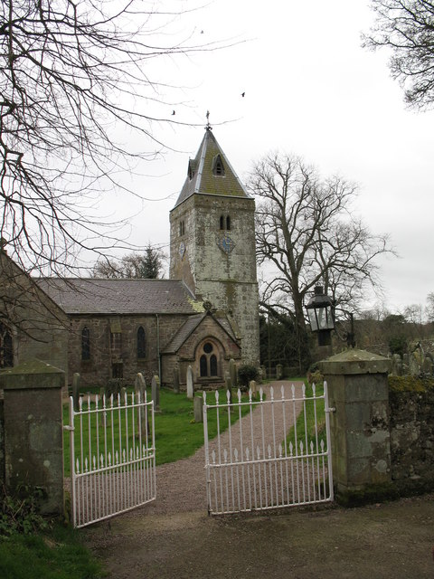 Church of St Maurice, Eglingham