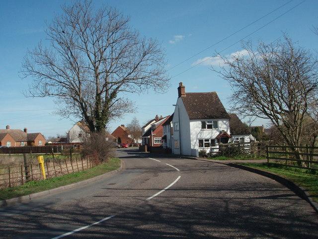 Upper Shelton