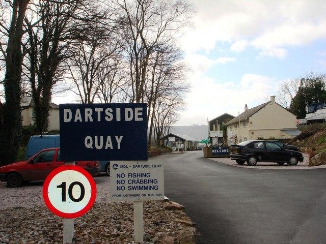 Dartside Quay, Galmpton Creek