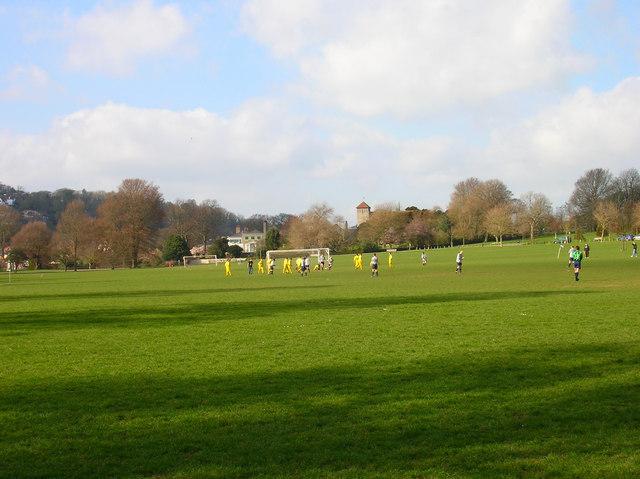 Goal! Preston Park