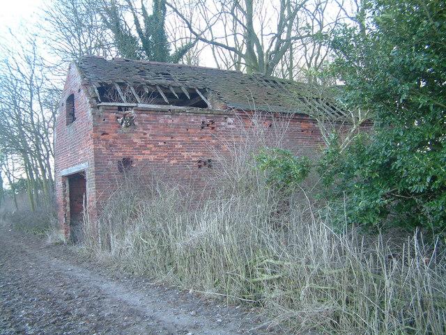 Mount Pleasant barn
