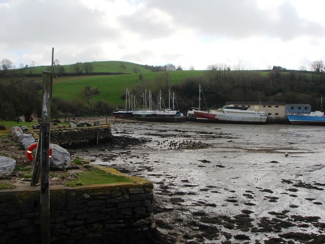 Dartside Quay, Galmpton Creek