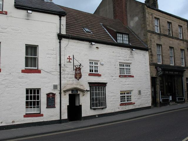 Ye Olde Cross Inn, Alnwick