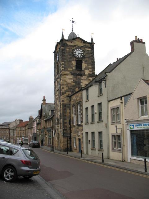 Alnwick Town Hall