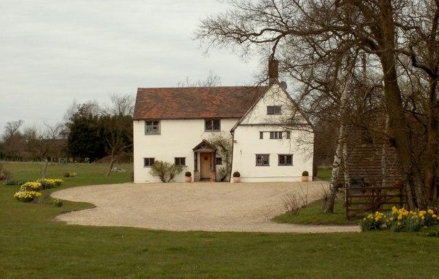 Farmhouse at Godfrey's Farm