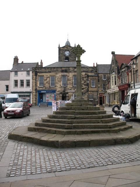 Market Cross, Alnwick