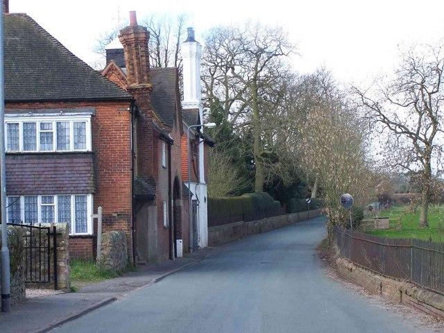 The Manor House, Seisdon Road, Trysull