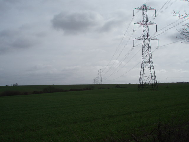 Cables Through the Countryside