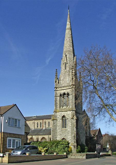 Christ Church, Chase Side, Enfield