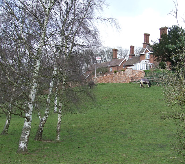 Bank Farm, Greensforge, Staffordshire