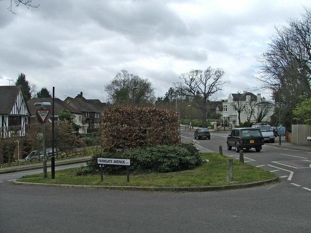 Parkgate Avenue, Hadley Wood, Hertfordshire