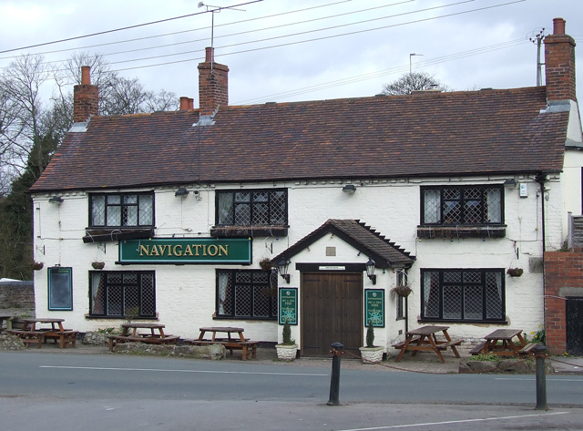 The Navigation, Greensforge, Staffordshire
