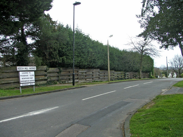 Beech Hill Avenue, Hadley Wood, Hertfordshire