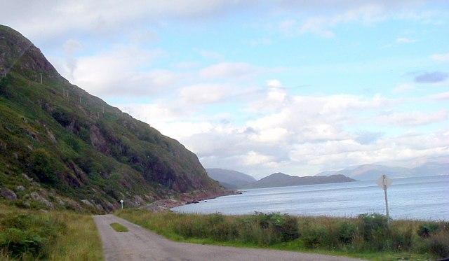 B8043 Loch Linnhe