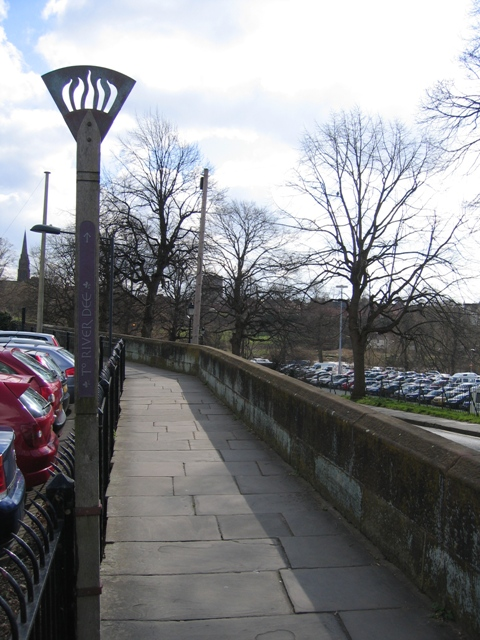 Chester's City Walls - Grosvenor Road to Bridgegate #2