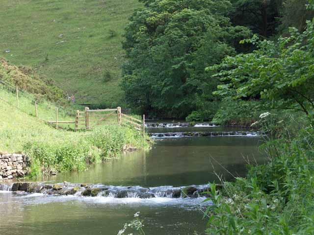 River Dove in Milldale