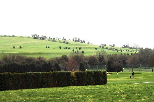 Etchinghill golf course