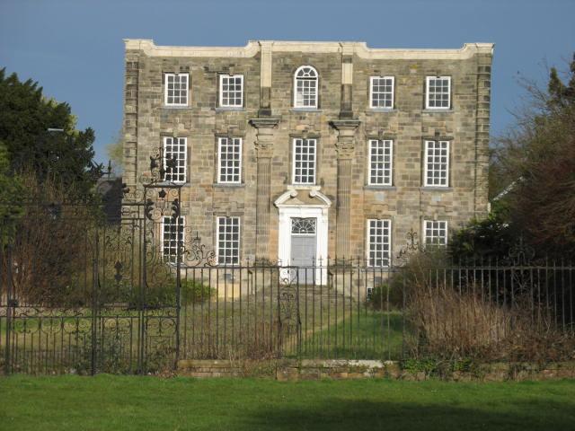 Scraptoft Hall, Scraptoft, Leicestershire