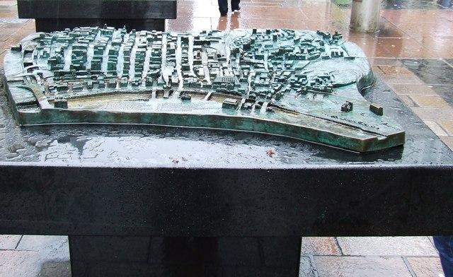 Glasgow city model