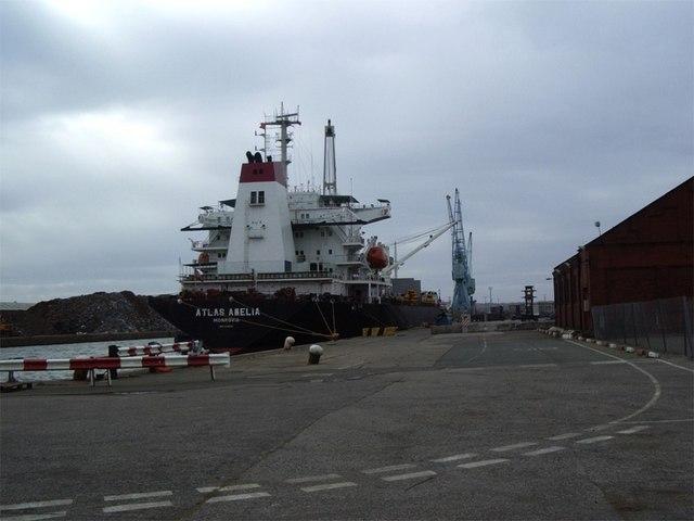 Canada Branch Dock(No.3)
