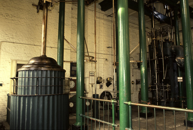Boulton & Watt pumping engine, Kew Bridge Steam Museum
