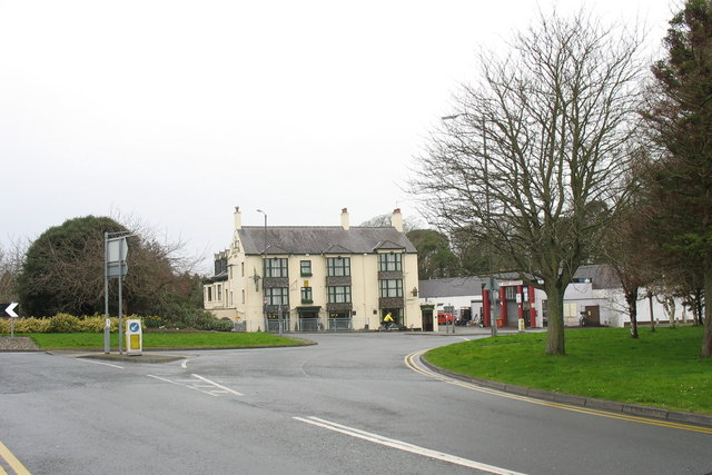 The Anglesey Arms Hotel, Mona Road