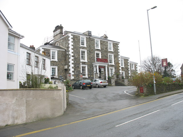 The Victoria Hotel, Telford Road