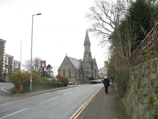 The Menai Bridge 'English' Presbyterian Chapel