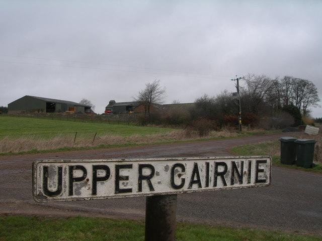 Upper Cairnie