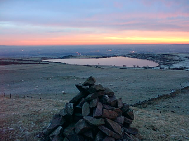 Paisley - Brownside Braes - Harelaw  Reservoir