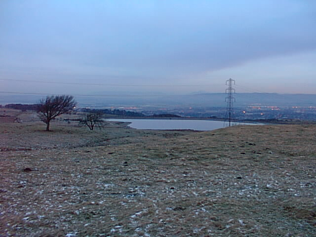 Paisley - Brownside Braes - Glenburn Reservoir
