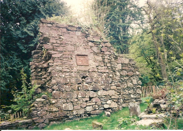 Saddell Abbey Ruins