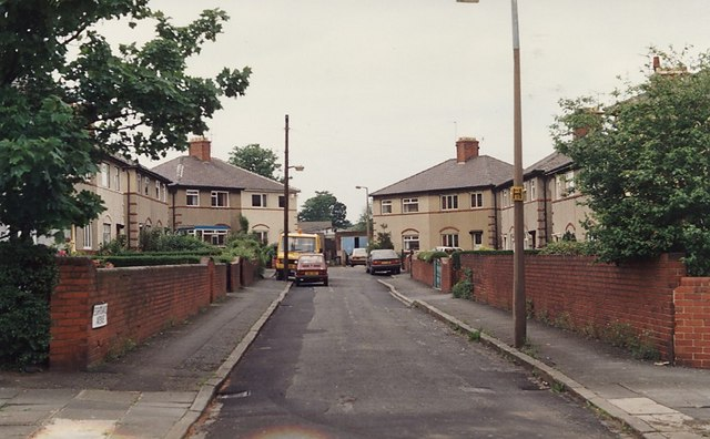 Eightlands Avenue, Bramley