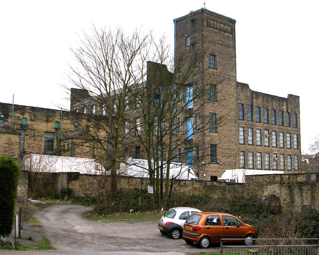 Woodhouse's Mill, Town Street, Farsley