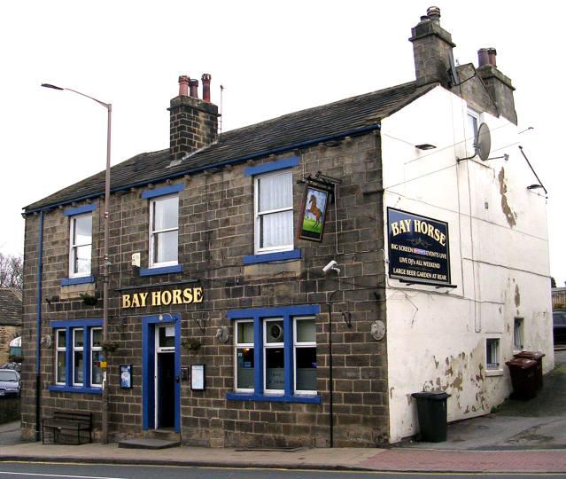 The Bay Horse - Town Street, Farsley