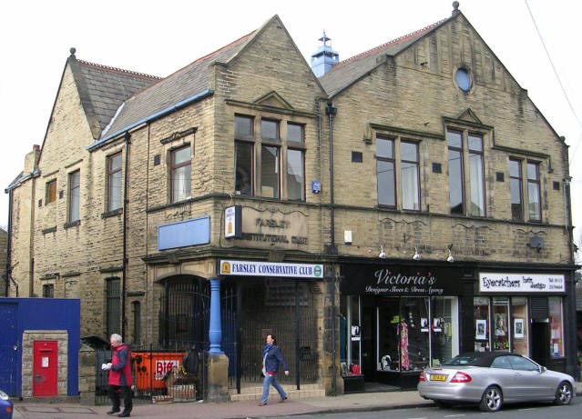 Farsley Conservative Club, Town Street