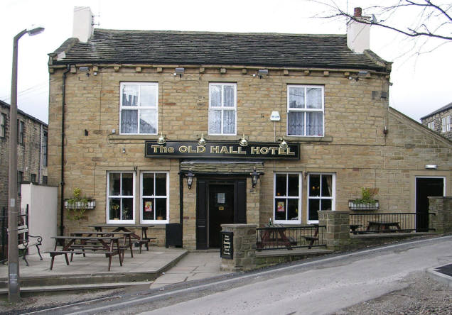The Old Hall Hotel - Back Lane, Farsley