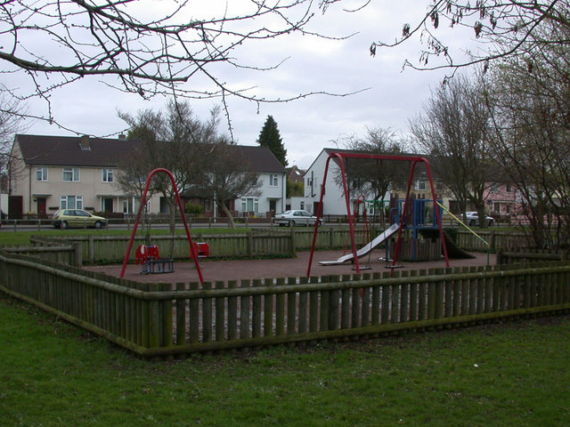 Children's Playground, Peverel Close