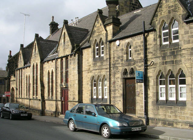 The Old National School - New Street, Farsley