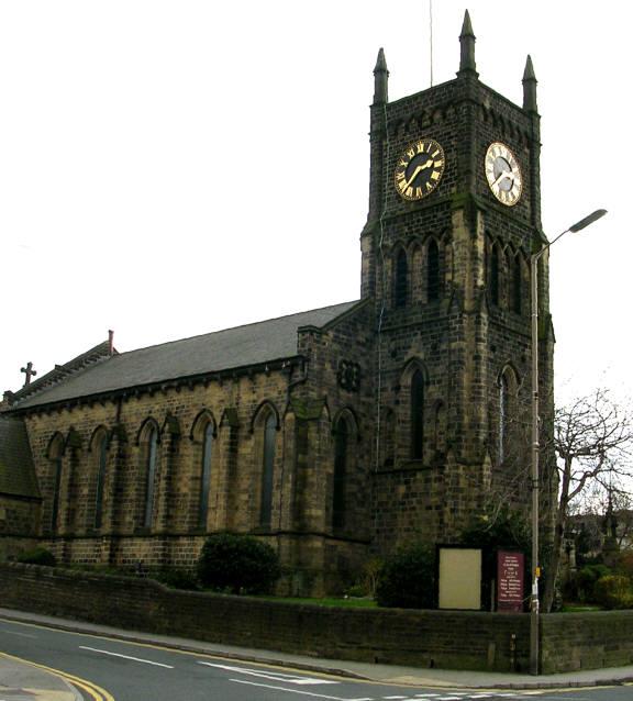 St John's Church - Town Street, Farsley