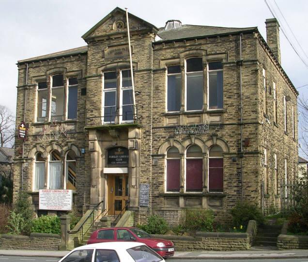 Farsley Liberal Club - Town Street