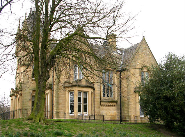 West Royd House - West Royd Park, Farsley