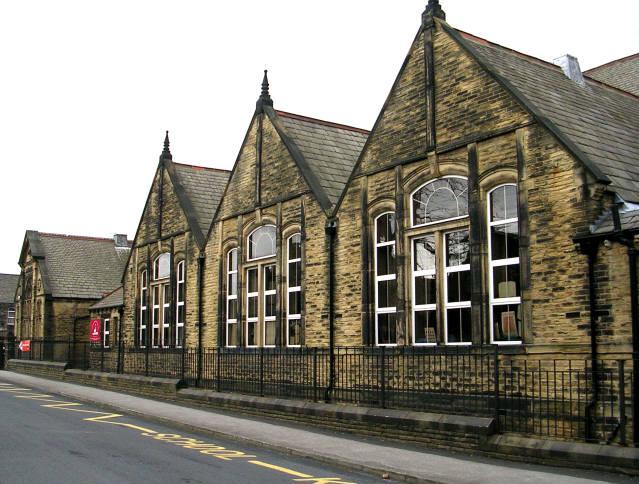 Westroyd School - Frances Street, Farsley