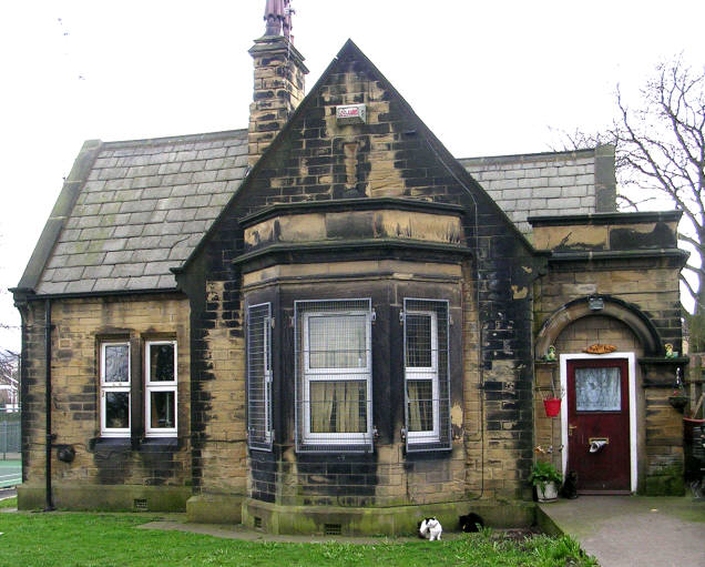 Park Lodge - West Royd Park, Farsley